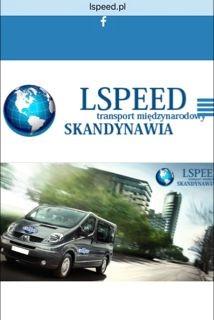 lspeed PRZEWÓZ OSÓB I PACZEK 604480503 +4746594622 (lspeed), Oslo, Szczecin