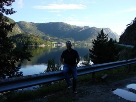 Witold Kurylowicz (witek11), Trondheim, nad morzem