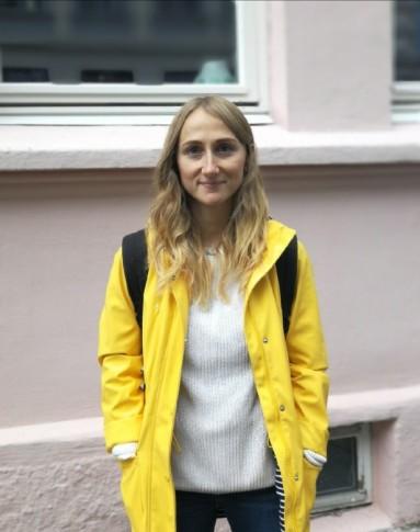 Justyna Niemczuk (youstaska), Oslo, Zamość, Warszawa