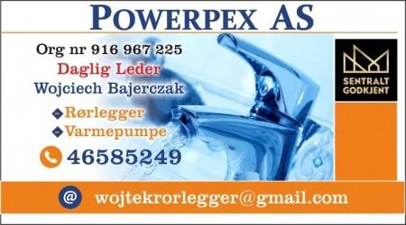 POWERPEX  (POWERPEX)