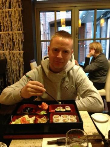 Janusz Bialon (xblumax), oslo, wolsztyn