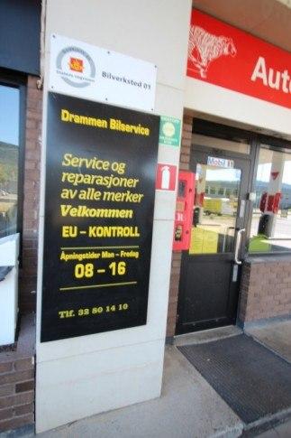 Drammen Bilservice (Drammen Bilservice)