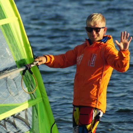 Maciej Łukjańczuk (surfer2), Skedmokorset