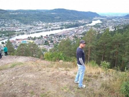 przemko12861  (przemko12861), Drammen, Barwałd Średni