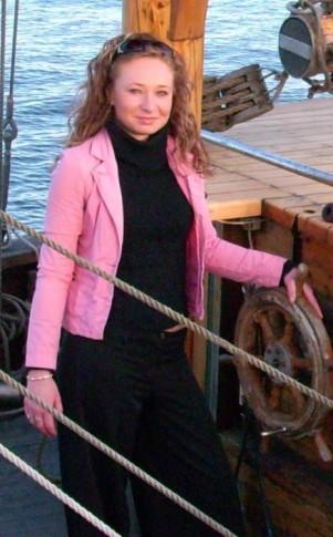 Agnieszka xx (Aga Niunia), sandefjord, skarżysko