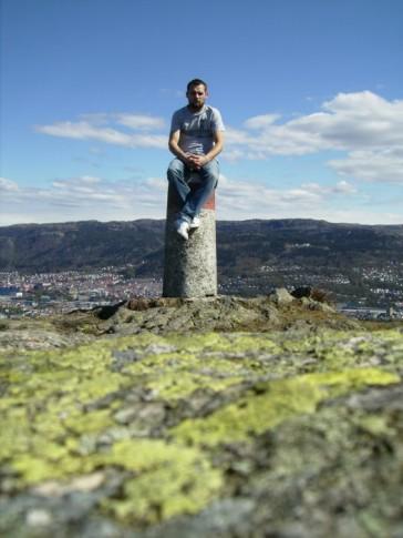 Piotr Gaudyn (frodziak_85), Bergen, Jastrzębnik