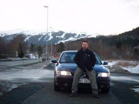 Łukasz Styczyński (chinol27), ok.Trondheim, Nidzica