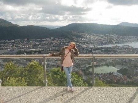 Anna Mieczkowska (ania.mieczkowska), Bergen, Pisz