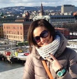 Kamila ? (Kamyczek88), Oslo, Pionki