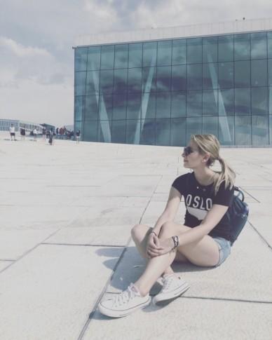 Dominika Gawrońska (lykkelig_Domi), Lillestrøm, Ozorzyce