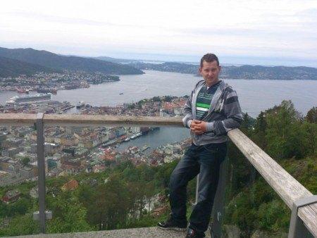 Piotr Polit (pilot27), bergen, drezdenko