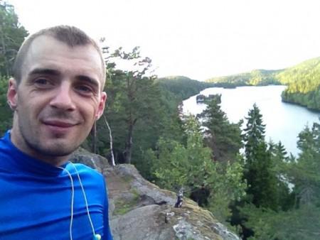 Michał Frankowicz (MichalFranklin1), Oslo, Kielce