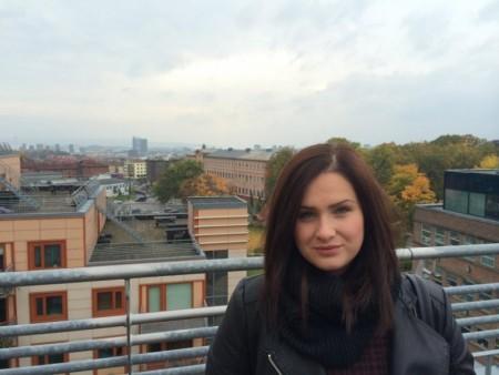 Katarzyna Żółtowska (katarzyna_zoltowska90), Oslo, Toruń