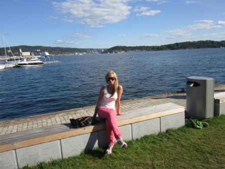 Martulka M. (MartaBulda), Oslo, Rabka